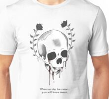 You Will Know Terror Unisex T-Shirt