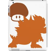 Bowser Melee - Simple iPad Case/Skin