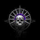 Cycle Pirate Skull by Confundo