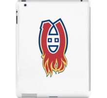 Montreal Flames - Calgary Canadiens iPad Case/Skin