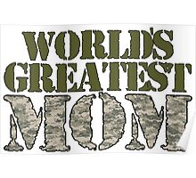 World's Greatest Mom Poster