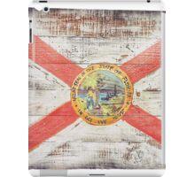 State of Florida Flag iPad Case/Skin