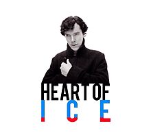 BBC Sherlock - Heart of Ice by hellafandom