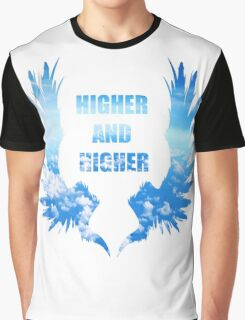 HIGHER AND HIGHER Graphic T-Shirt