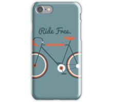 Ride Free iPhone Case/Skin