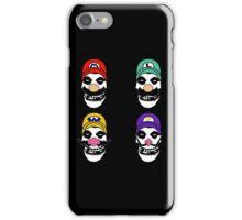N. Misfit 4 (a) iPhone Case/Skin