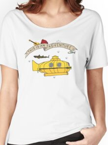This Is An Adventure Women's Relaxed Fit T-Shirt