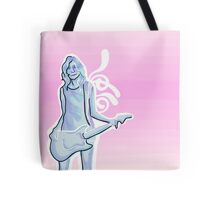 rock chick Tote Bag