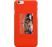 Houses of the Goalie 2012 iPhone Case/Skin