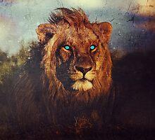 The King by Stewart Leach