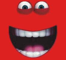 McDonald's Happy Meal Face by crazzytoast