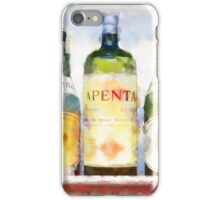 Turning Water Into Wine  iPhone Case/Skin