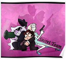 Secret Team - Steven Universe Poster