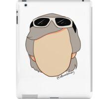 Headshot Maximoff iPad Case/Skin