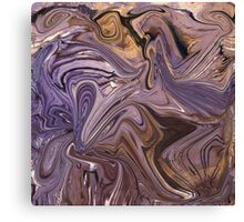 Grecian Marble Canvas Print