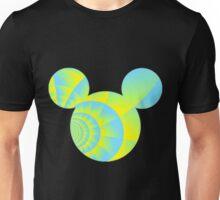 Swirly Mickey Unisex T-Shirt
