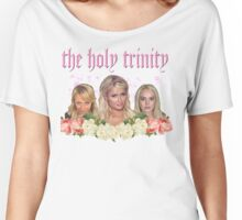 the holy trinity Women's Relaxed Fit T-Shirt