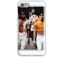 Bad dudes iPhone Case/Skin