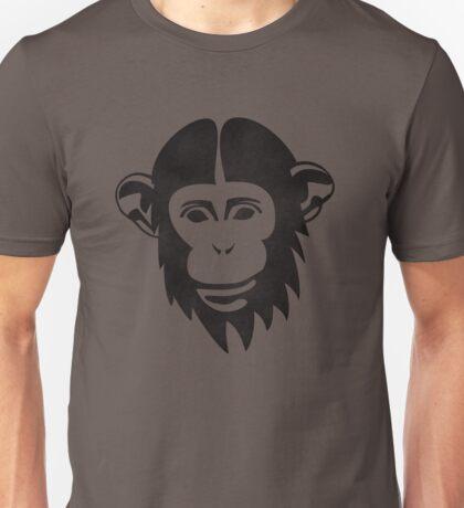 Faded Chimpanzee Unisex T-Shirt