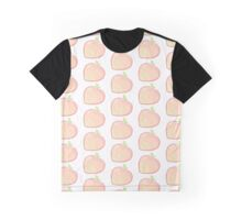 Peachy Perfect Graphic T-Shirt