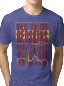Redskins - Fight Song Tri-blend T-Shirt