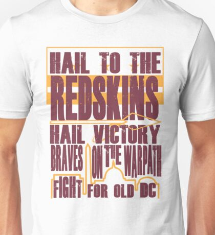 Redskins - Fight Song Unisex T-Shirt
