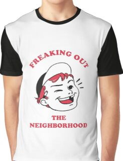 Freaking Out the Neighborhood Graphic T-Shirt