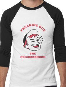 Freaking Out the Neighborhood Men's Baseball ¾ T-Shirt