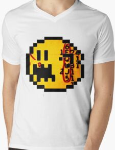 wow SIGNAL BOO Mens V-Neck T-Shirt