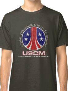 Aliens Cheyenne dropship crest Classic T-Shirt