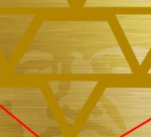 Goldfinger Sticker