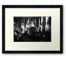 Domicile Framed Print
