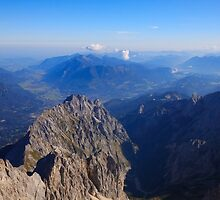 The Alps by gernerttl