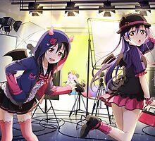 Love Live! School Idol Project - Devilishly Cute by star-sighs