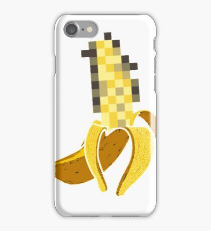 Naked Banana iPhone Case/Skin