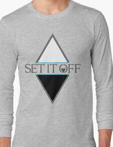 Set it off logog Long Sleeve T-Shirt