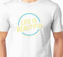 Life is Beautiful Festival 2016 Unisex T-Shirt