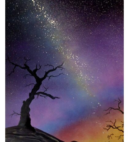 The Milky Way Sticker