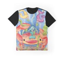 Decorator Crab Graphic T-Shirt