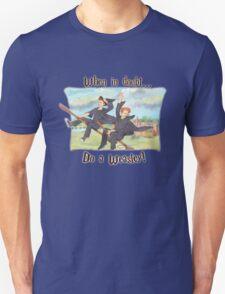 When in doubt, do a Weasley! Unisex T-Shirt