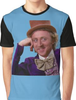 Condescending Wonka Graphic T-Shirt