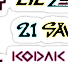 XXL Freshman 2016 Artwork Sticker