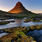 Kirkjufell Colours by Claire Walsh