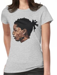 Asap Rocky Art Womens Fitted T-Shirt