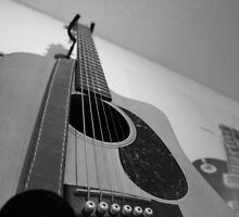 Acoustic Guitar by ThatOneBritKid