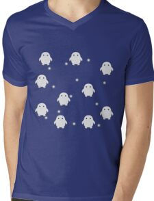 Adipose in the Stars Mens V-Neck T-Shirt