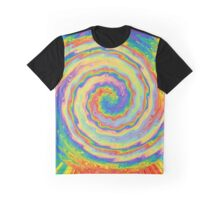 A Burst of Colors    Graphic T-Shirt