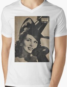 World War 2 Art Mens V-Neck T-Shirt