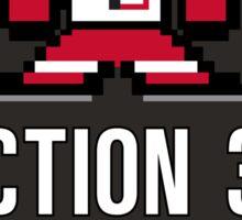 Section328 Mega-Logo Sticker