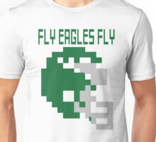 Philadelphia Eagles - Fly Eagles Fly 8-Bit Unisex T-Shirt
